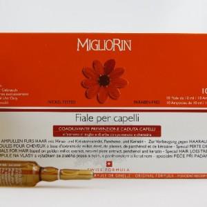 MIGLIORIN 10 FIALE PER CAPELLI