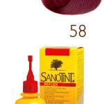 SANOTINT REFLEX - 58 ROSSO MOGANO