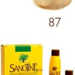 SANOTINT SENSITIVE 87 - BIONDISSIMO DORATO